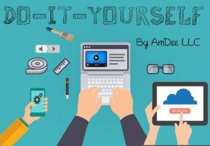 DIY Website Blog Self-Help