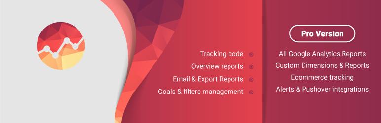 WD Google Analytics banner