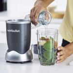 NutriBullet NBR-1201 12-Piece Blender
