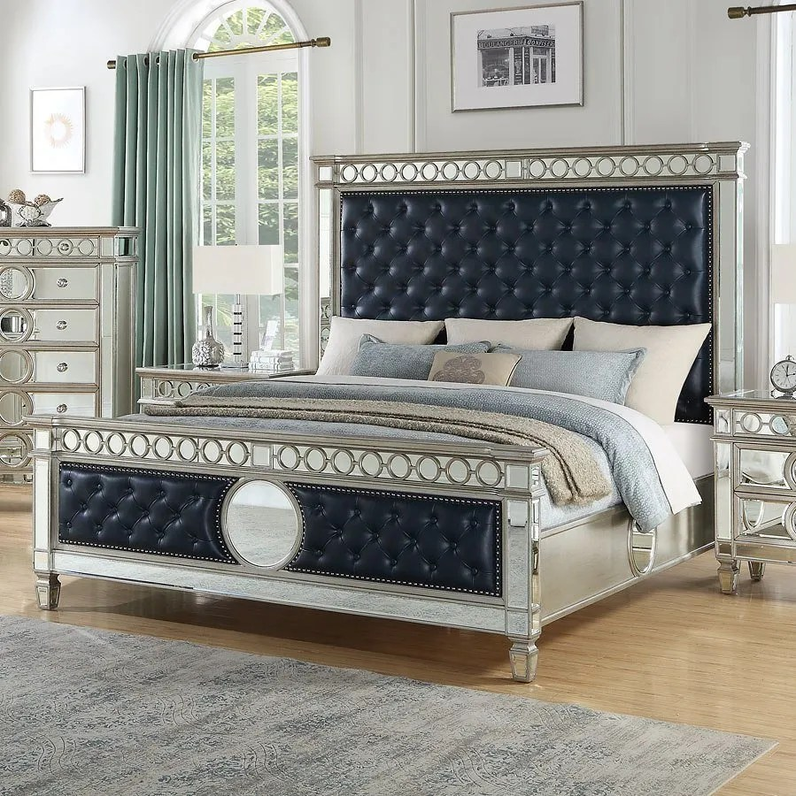Brooklyn Bedroom Set by Cosmos — A&M Discount Furniture