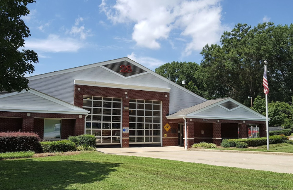 Fire Station exterior