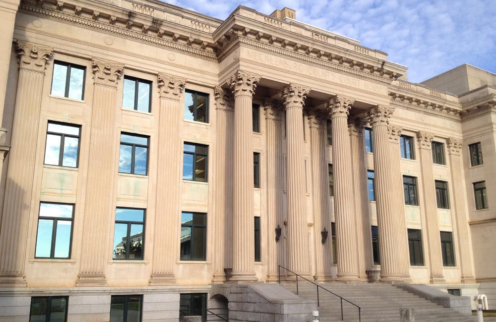 Mecklenburg County Court