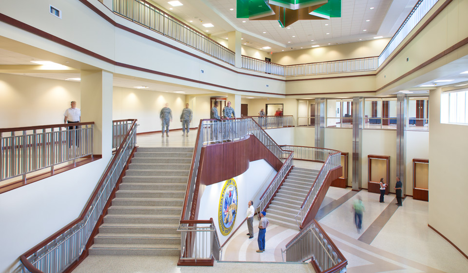 FORSCOM - USARC - Combined - Headquarters