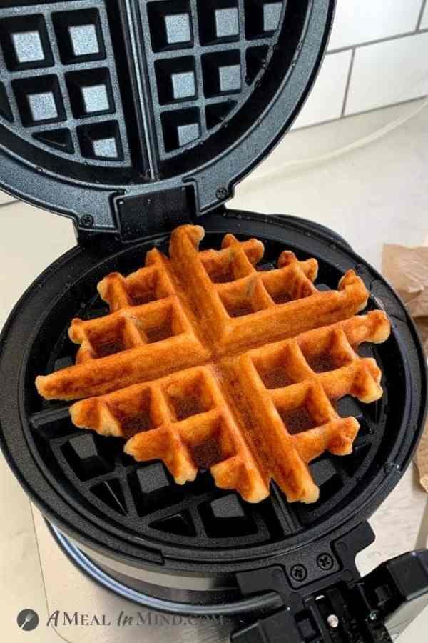 cuisinart waffle iron