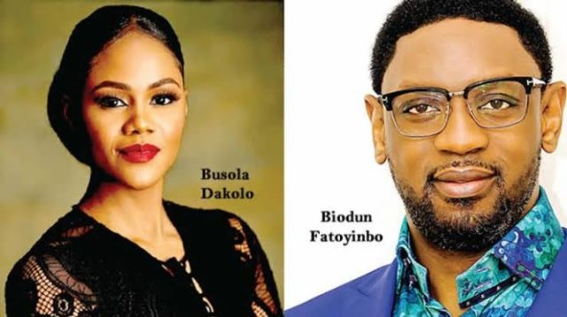 We Are Not Aware Of Busola's Petition against COZA pastor – Police