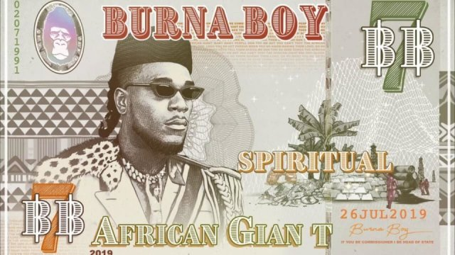 MUSIC : Show & Tell – Burna Boy Ft Future