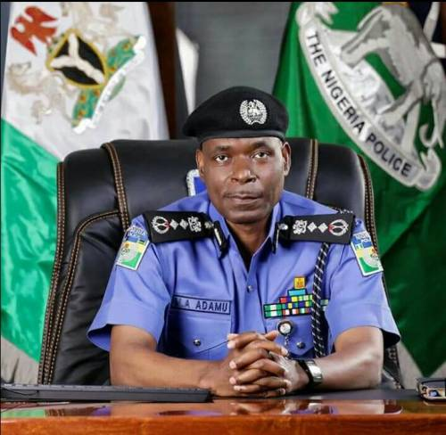 Singer Timi Dakolo, Busola invited by inspector general of police