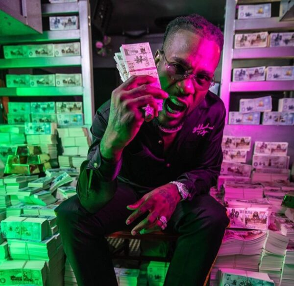 Burna Boy Teams Up With Sportify To Make The Very First Burna Bank