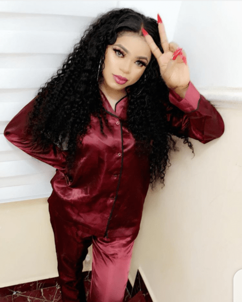 Bobrisky Is Worse Than Ebola Disease, Buhari Regime Warns Travellers, Tourists