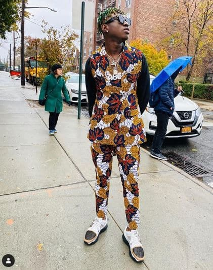 'Maybe God doesn't want you to finish school' – Zlatan Ibile tells a fan begging for school fees