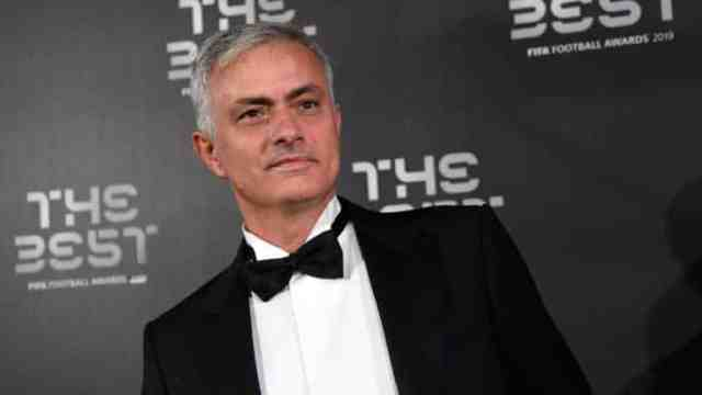 Mourinho Appointed  As Tottenham New Manager
