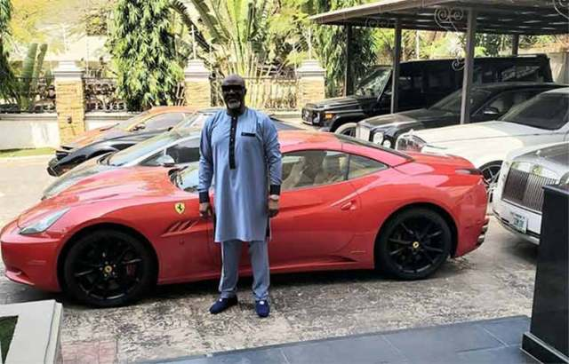 Melaye – Some spend money on cocaine, homosexuals but I prefer cars