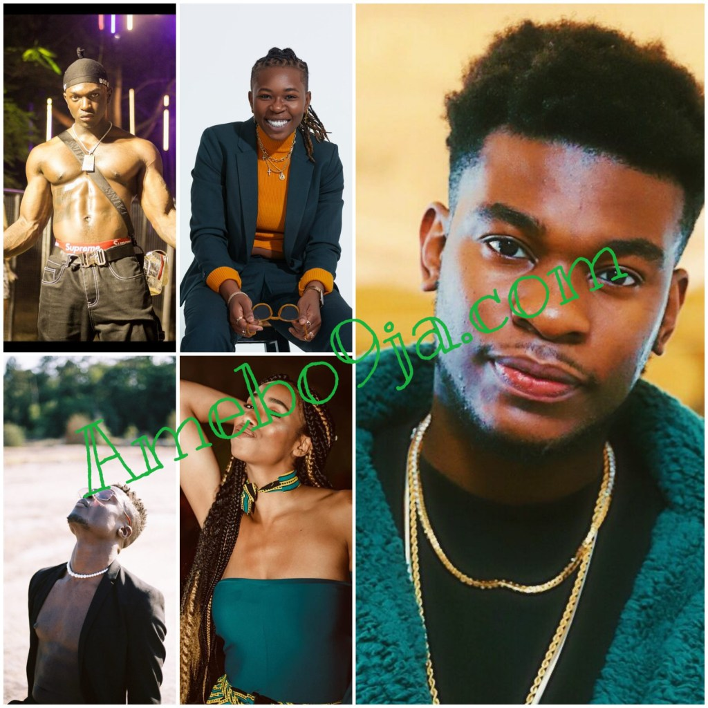Top 5 Naija Musicians In The Diasporas
