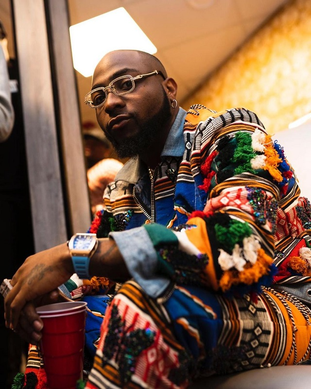 Singer Davido acquires new house