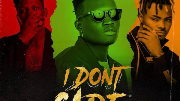 DJ Classic – I Don't Care Ft. Terry Apala & OIadips