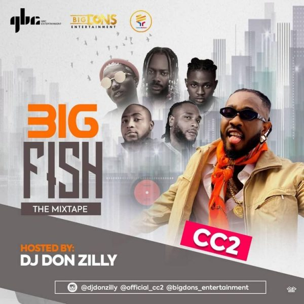 DOWNLOAD DJ Donzilly ft CC2 – Big Fish Mixtape Mp3