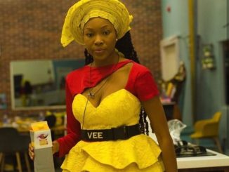 #BBNaija: Vee joins the list of housemates to be evicted