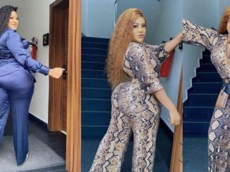My bum is too big to hide, even the blind can feel it – Actress Nkechi Blessing