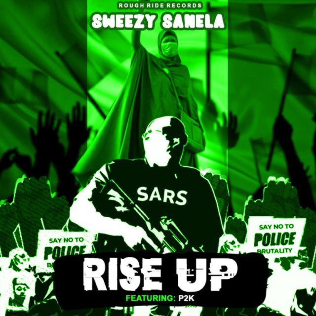 DOWNLOAD Sweezy Sanela ft P2K – Rise Up Mp3