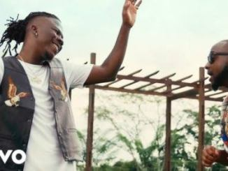 DOWNLOAD VIDEO: Stonebwoy ft Davido – Activate Mp4