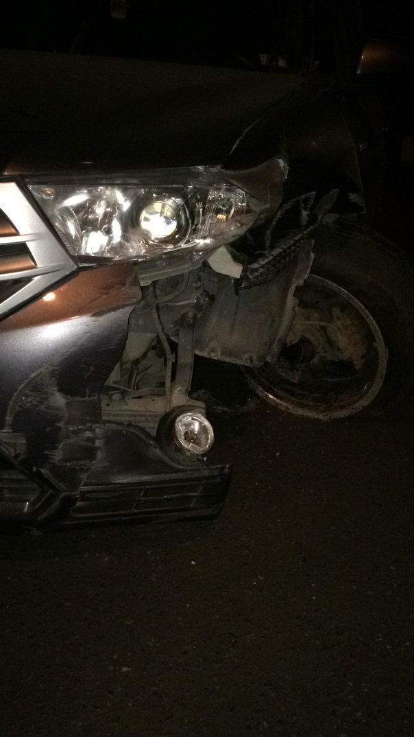 Twitter User Gbemi Famoti Narrates How He Nearly Lost His Life In A Car Accident