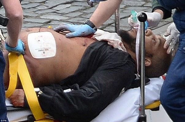 UK Parliament Attack