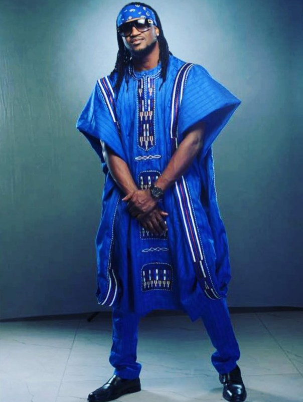 2 Absolutely Stunning Nigerian Outfits Psquare Slayed 4