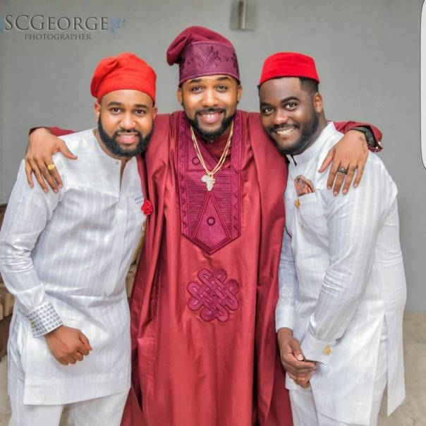 Even More Photos From Banky W And Adesua Etomi Wedding Introduction 11