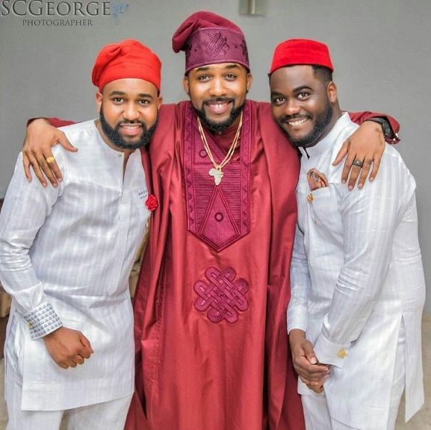 Even More Photos From Banky W And Adesua Etomi Wedding Introduction 2