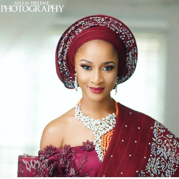 Even More Photos From Banky W And Adesua Etomi Wedding Introduction 1