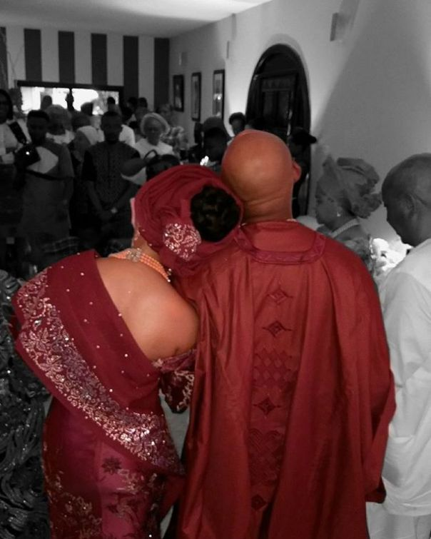 Even More Photos From Banky W And Adesua Etomi Wedding Introduction 3