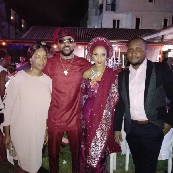 Even More Photos From Banky W And Adesua Etomi Wedding Introduction 8