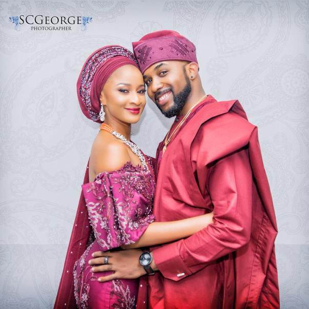 Even More Photos From Banky W And Adesua Etomi Wedding Introduction 5