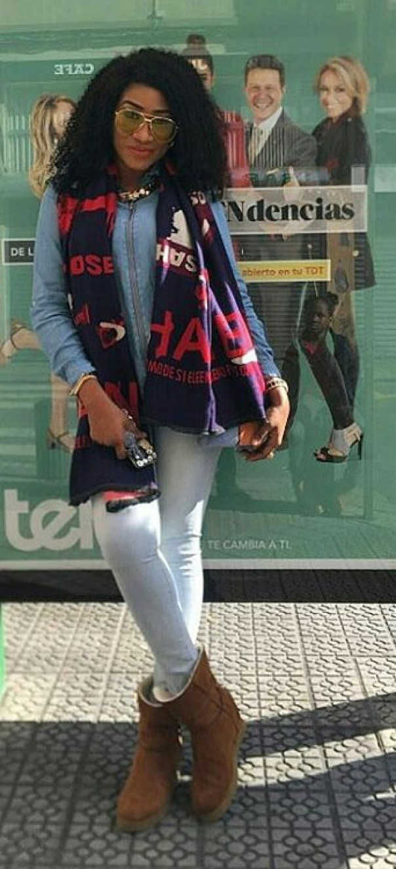 Nollywood Actress Oge Okoye 2