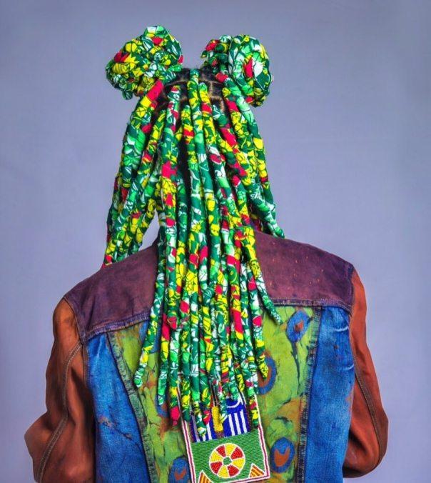 Di'ja KY BRAIDS Introduces Stunning Ankara Braids (3)