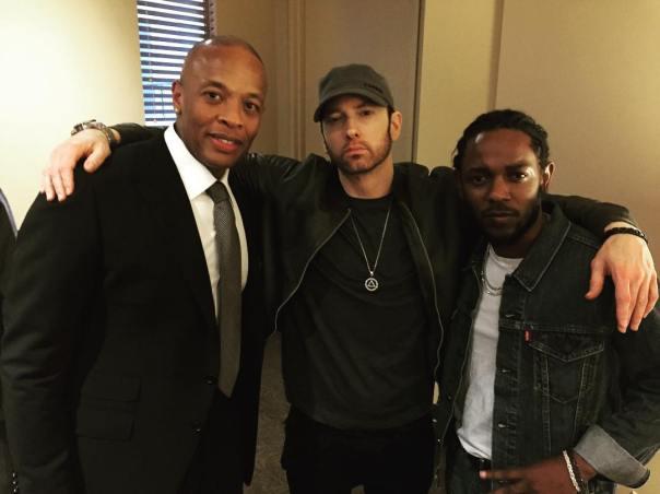 Eminem Has A Brand New Look With A Beard (1)