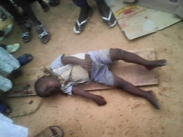 Corpse Of 3-Year-Old Boy Believed To Have Been Strangled Has Been Found Inside A Primary School In Kano State