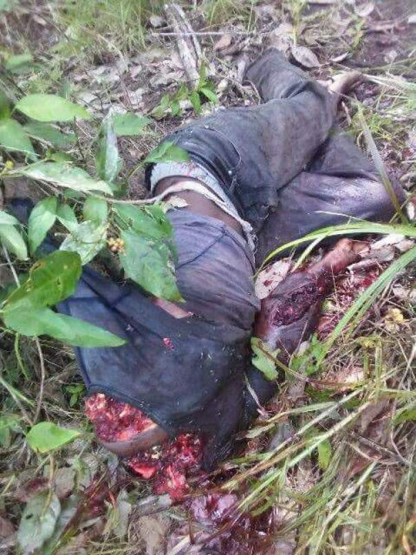 Man's Head And Hand Was Chopped Off Over Land Dispute In Delta State