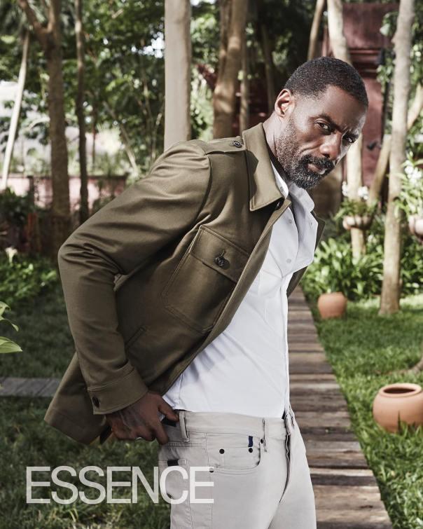 Idris Elba Covers Essence Magazine August Issue (3)