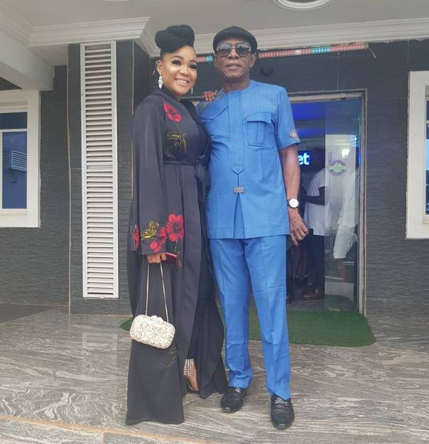 Nkem Owoh Pictured Alongside Rachael Okonkwo And Junior Pope (3)