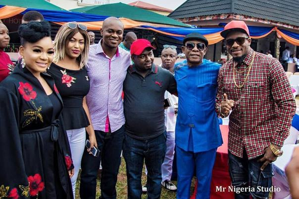 Nkem Owoh Pictured Alongside Rachael Okonkwo And Junior Pope (1)