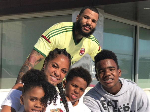 The Game And Tiffney Cambridge With Children