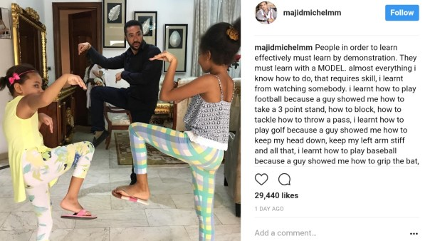 Majid Michel In Kung Fu Styled Photoshoot (1)