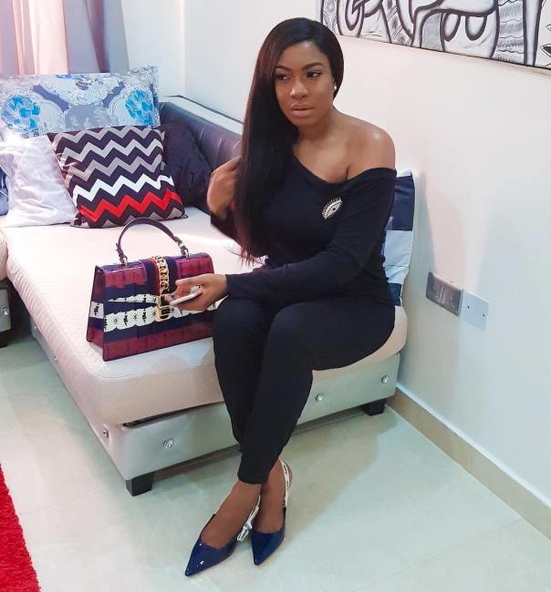Chika Ike Thinks She Should Hit The Gym And Shed Some Weight (1)