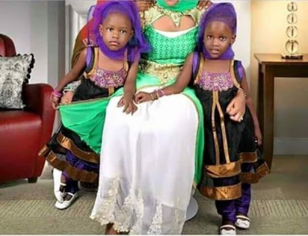 Burundian Woman Jesca Claims Diamond Platnumz Is Father Of Her 4-Year-Old Twin Daughters (2)
