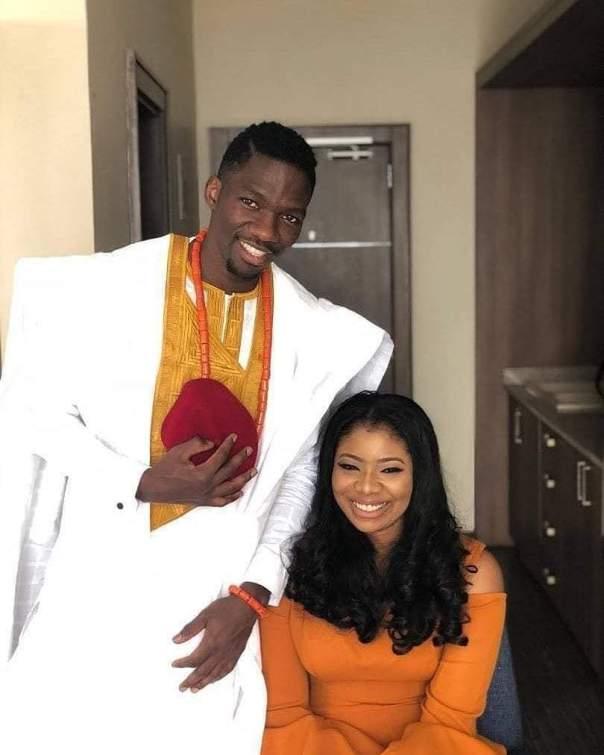 Kenneth Omeruo And Chioma Nnamani Pre-Wedding (5)