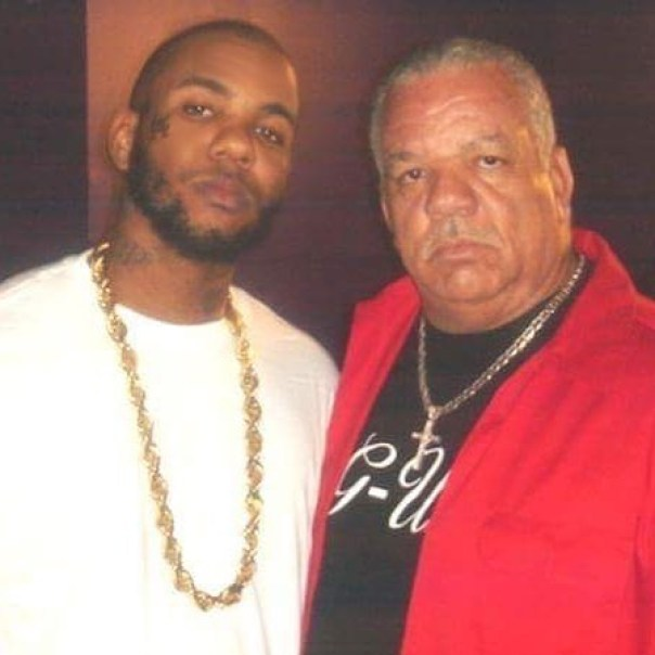 The Game Shares Epic Throwback With His Dad George Taylor (2)