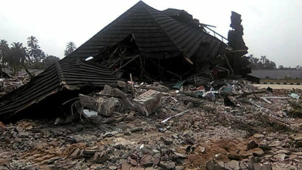 Don Waney Mansion Demolished In Rivers State (5)