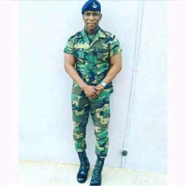 Ebony Reigns Military Bodyguard