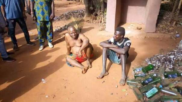 Man Who Pays Young Boys N10K To Collect Virgins Pants (2)